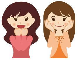かわいい女性と美人な女性はどっちがモテる?